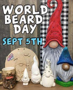World Beard Day!