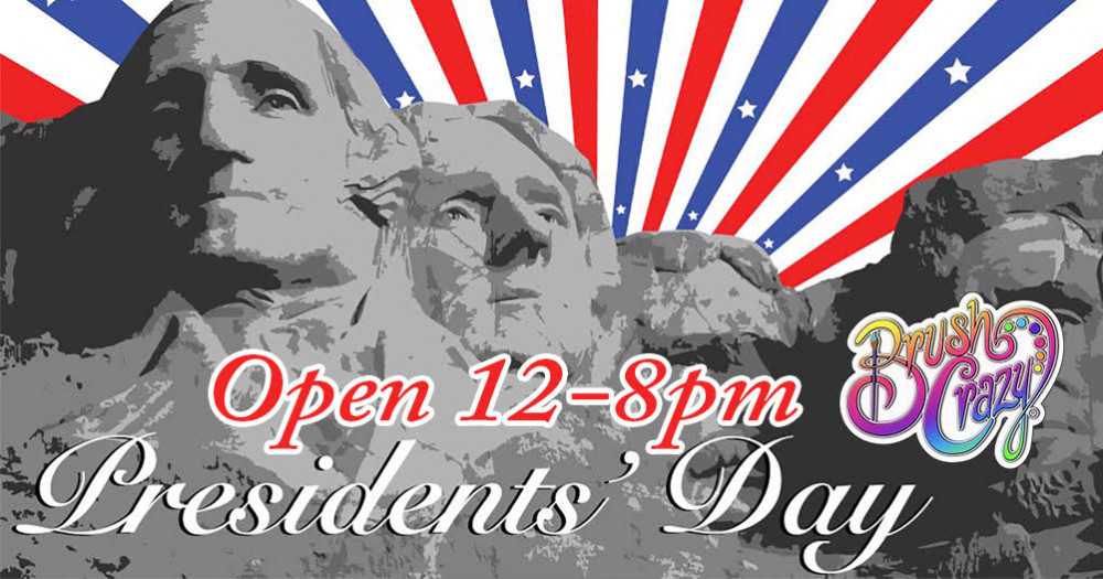 Presidents' Day Holiday Hours!