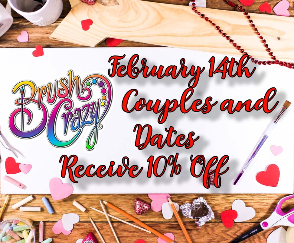 Valentine's Day - Couples get 10% off!