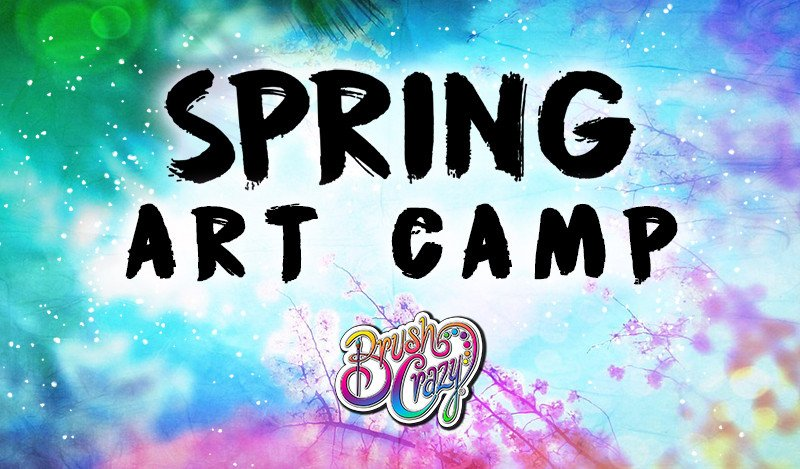 1 Day Spring Art Camp