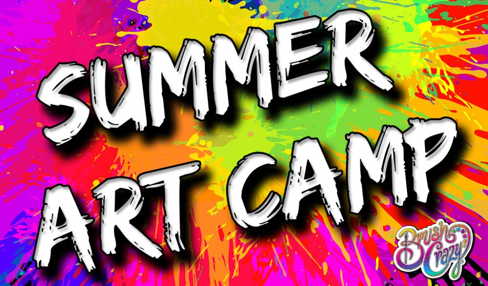 1 Day Summer Art Camp