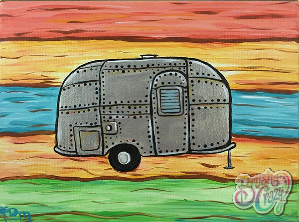Camper Air Stream (Live Online or In Studio)