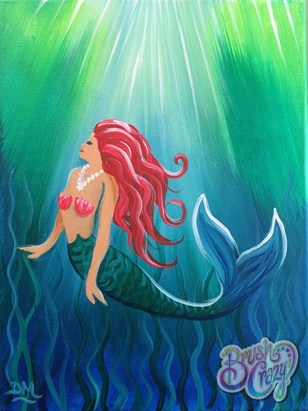 Mermaid Spotlight