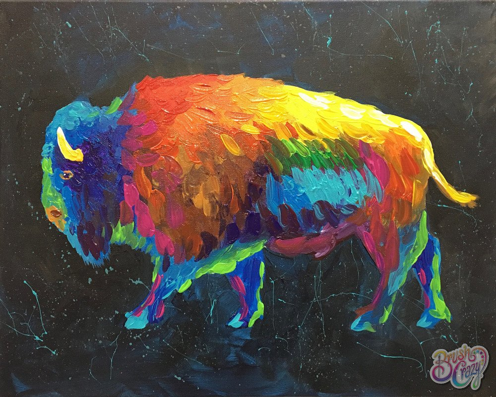 Buffalo Color