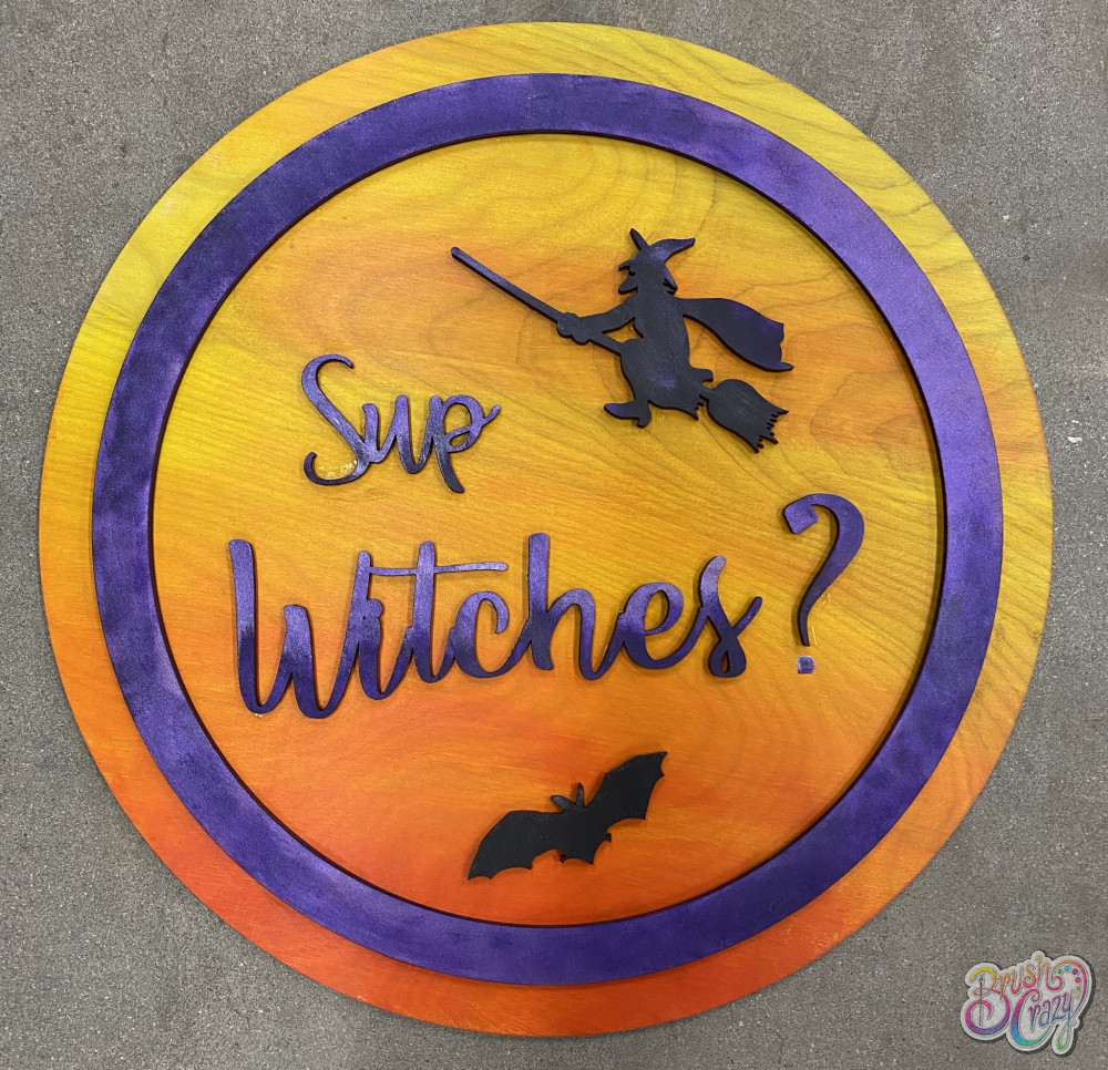 Sup Witches?