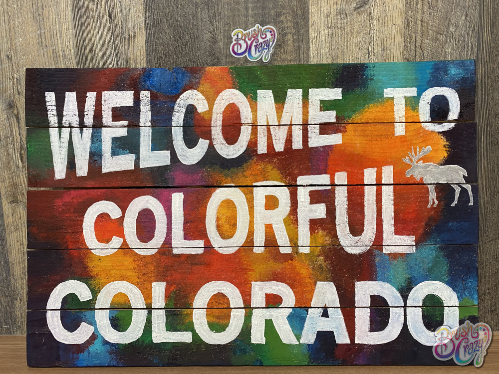 Welcome to Colorful Colorado Moose