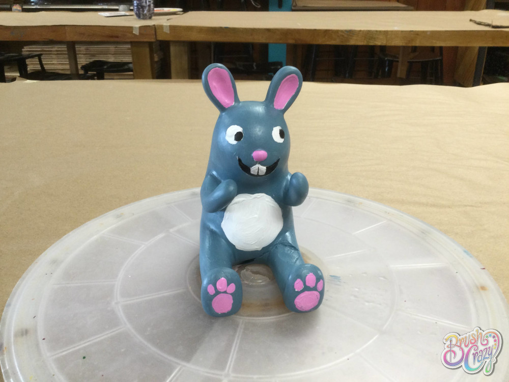 #966 - Bunny Bank Cell Phone Holder