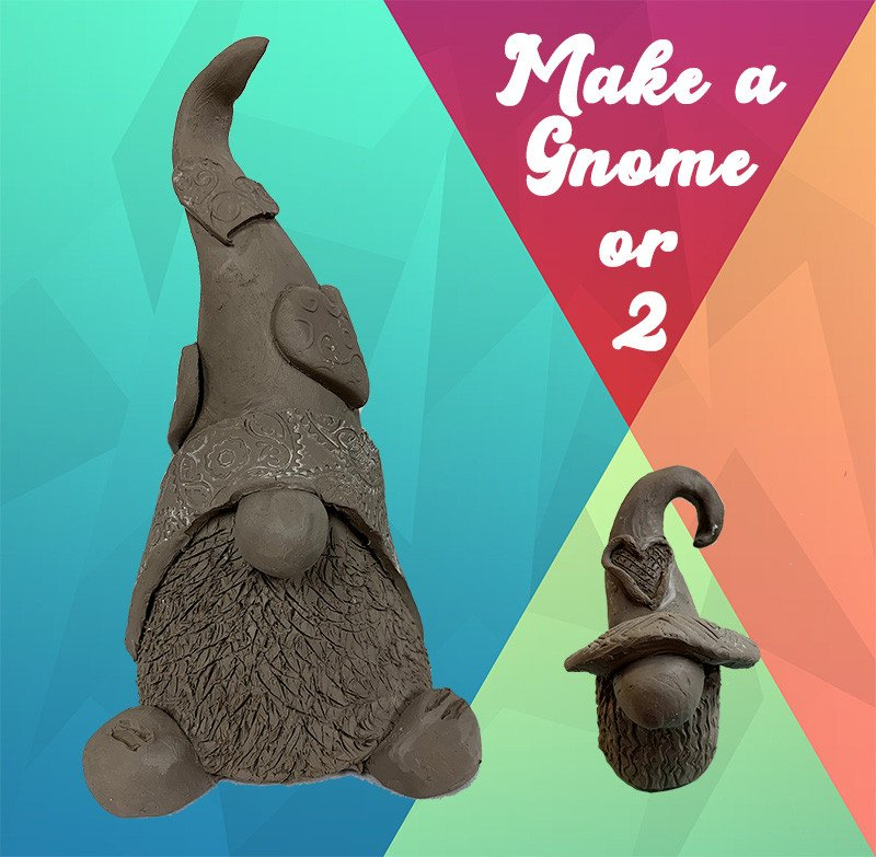 Create Your Own Gnome Workshop
