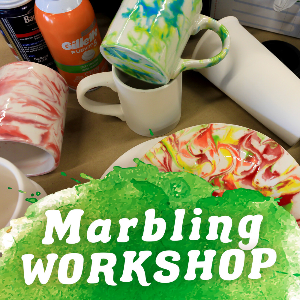 Marbling Workshop
