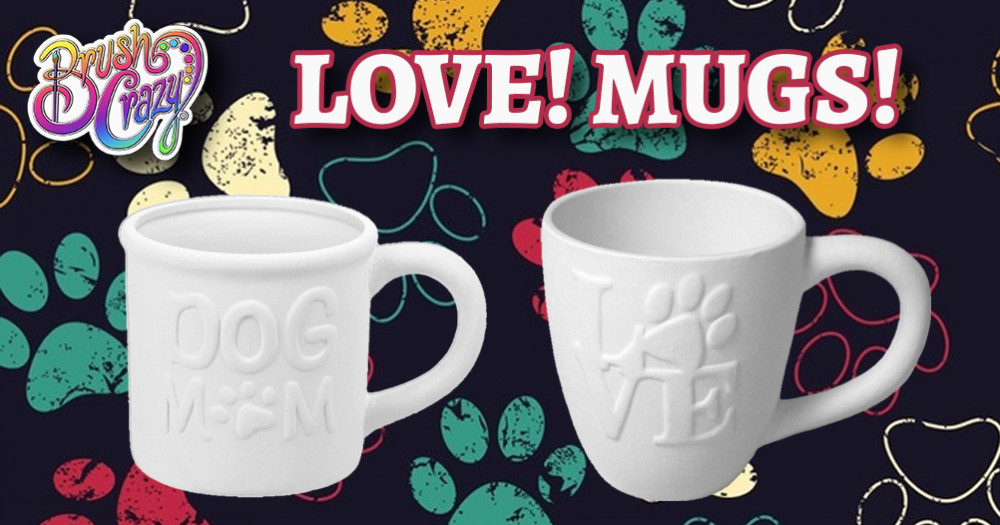Love! Mugs! Dogs and pets!