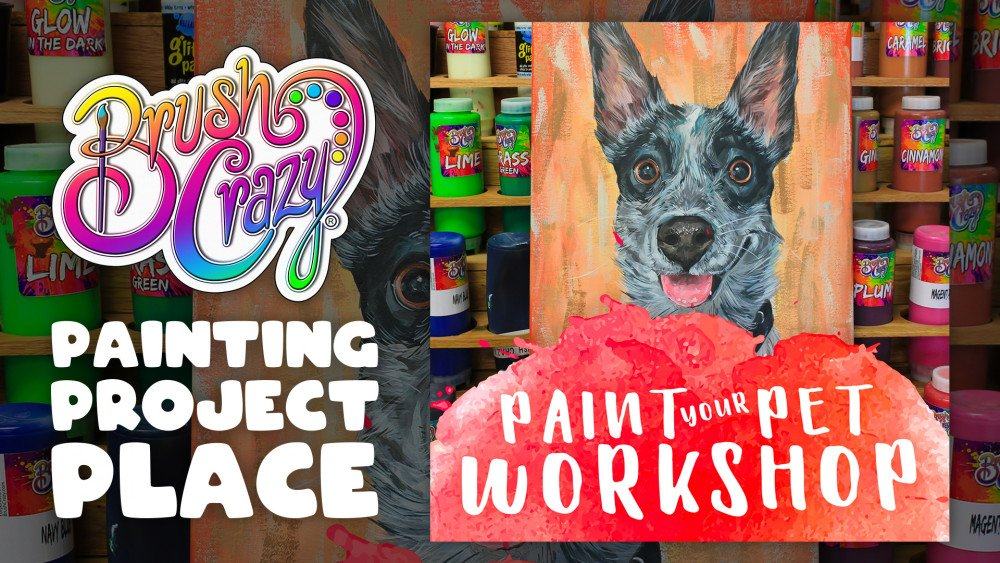 Paint Your Pet Workshop