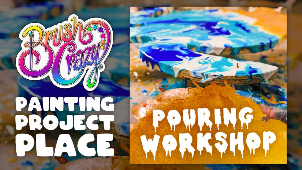 Paint Pouring Workshop